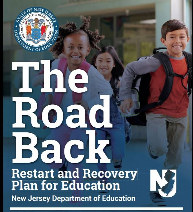 "Governor Murphy's ""The Road Back: Restart and Recovery Plan for Education"""